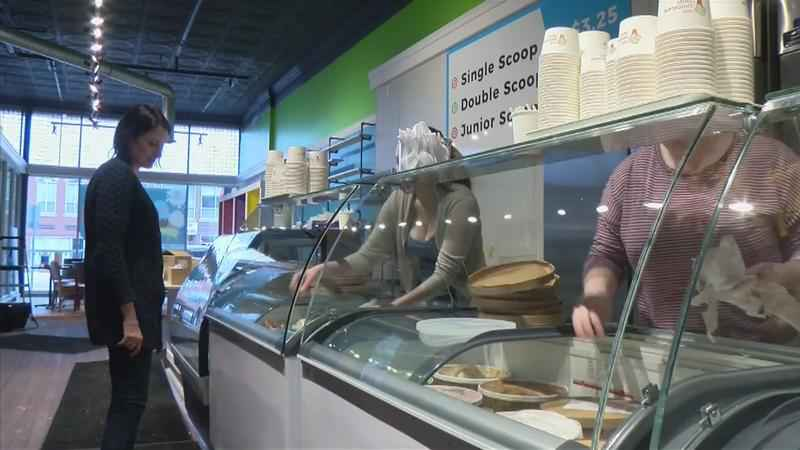 New Rochester Ice Cream Shop Comes with a Twist