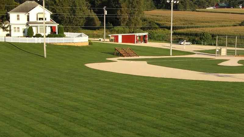 20-Year-Old Charged with Damaging Field of Dreams