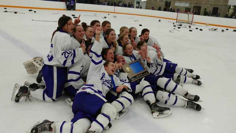 Red Wing Tops Lourdes, 4-1, Wins Section 1A Title