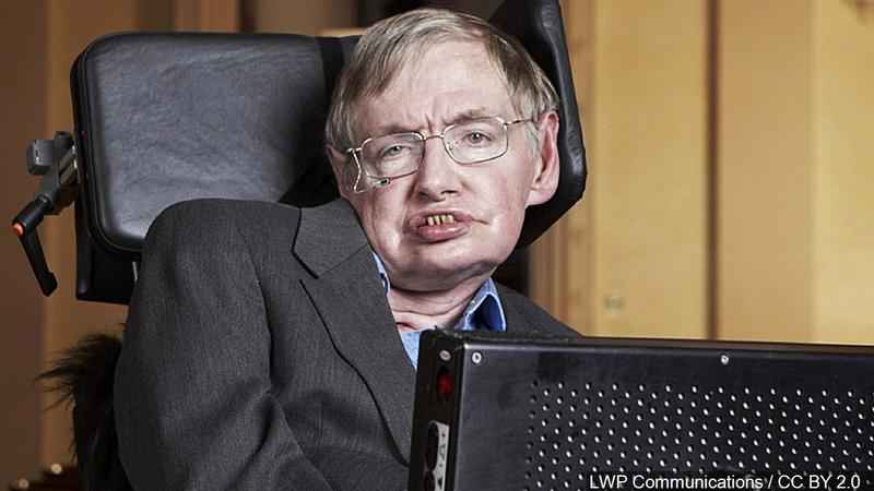 Family Spokesman says Physicist Stephen Hawking has Died at the Age of 76