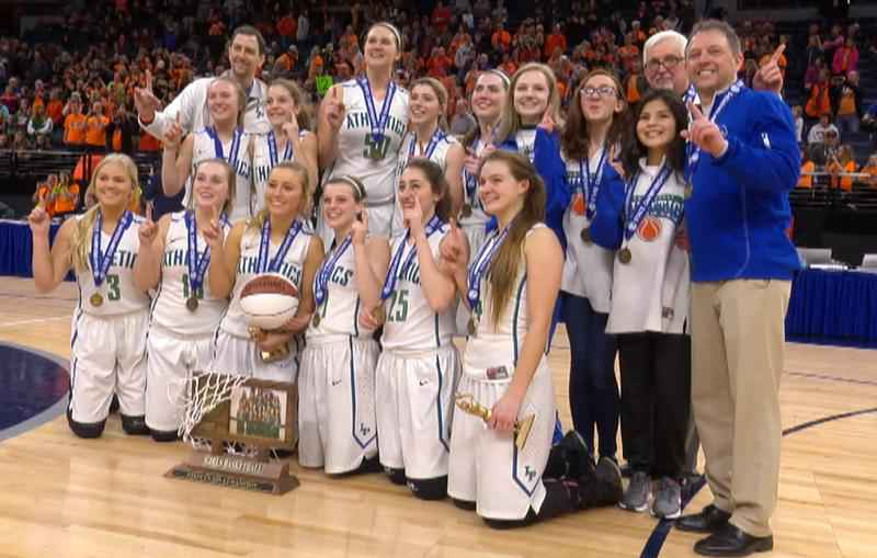 Lyle/Pacelli Wins First State Title in Program History