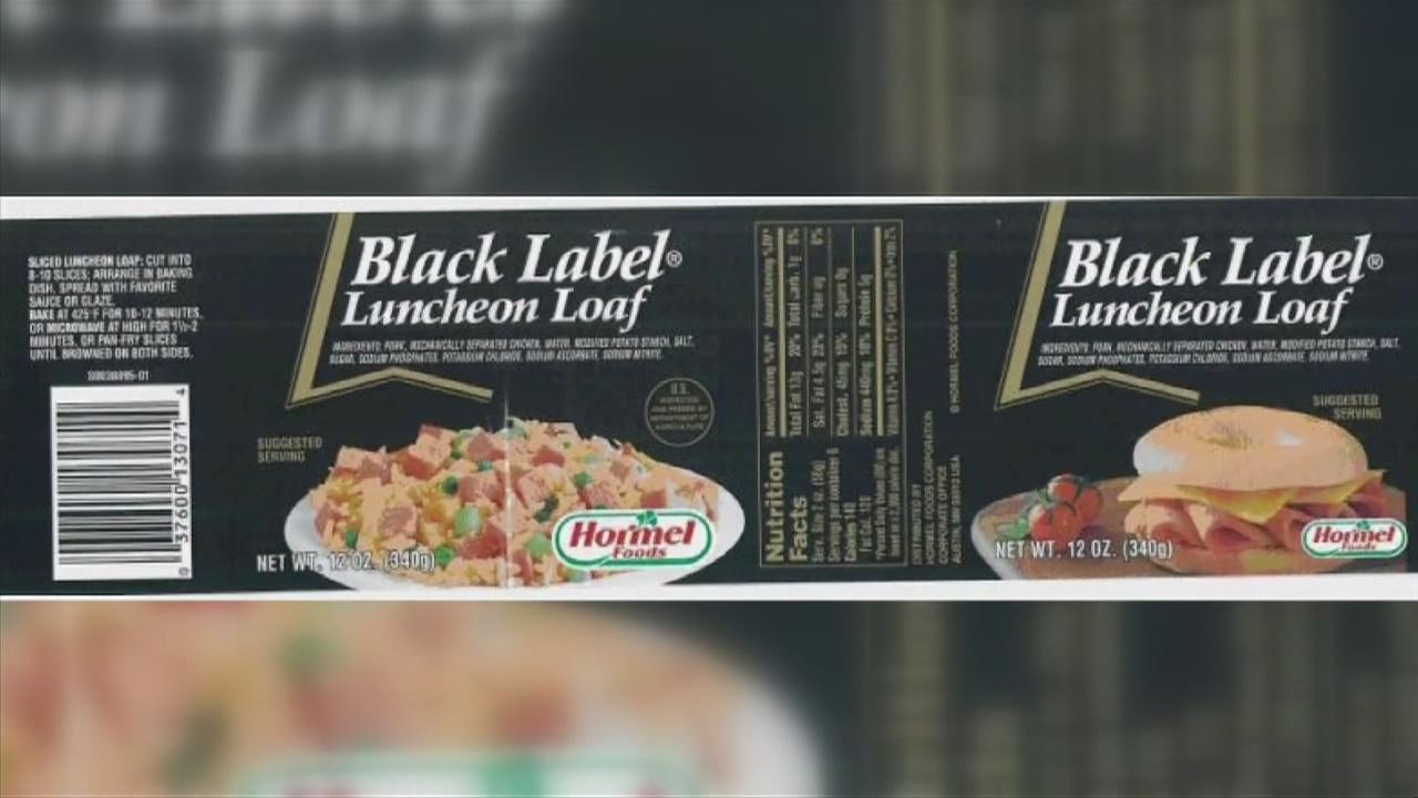 Nearly 230,000 pounds of SPAM and Black Label Products Recalled