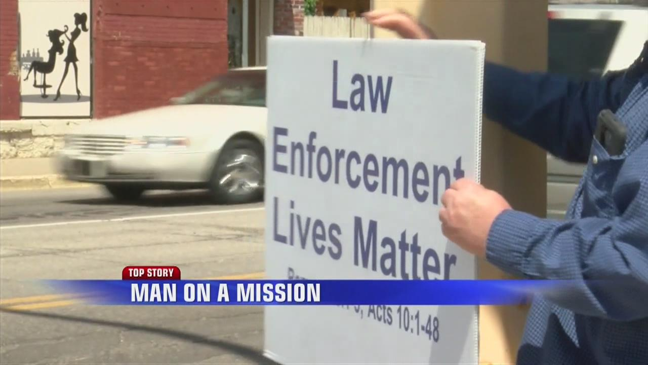 Regional Missionary Shares Message After Kasson Police Officer's Self Inflicted Gunshot