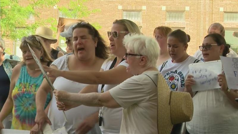 """""""Families Belong Together"""" Rallies in Albert Lea and Rochester"""