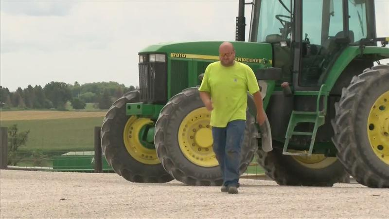 Farmers have mixed reactions to Trump's farm aid