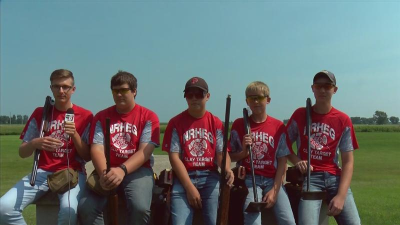Local Clay Target Shooting Team Wows at Nationals