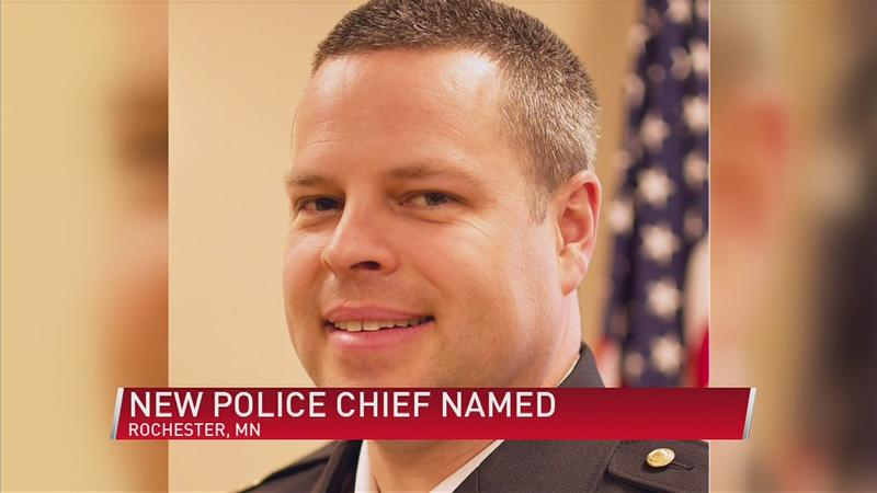 Mayor Names New Rochester Police Chief