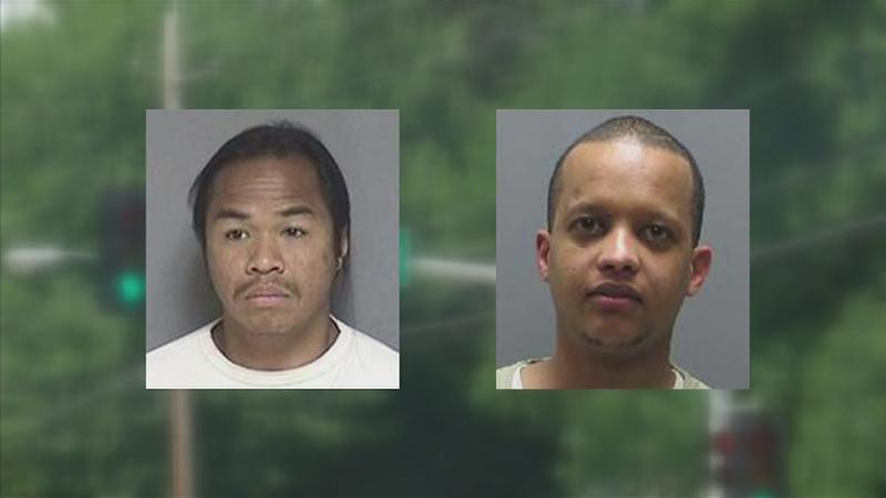"Two Men Arrested During a Traffic Stop that Involved a ""Strong Smell of Marijuana"""