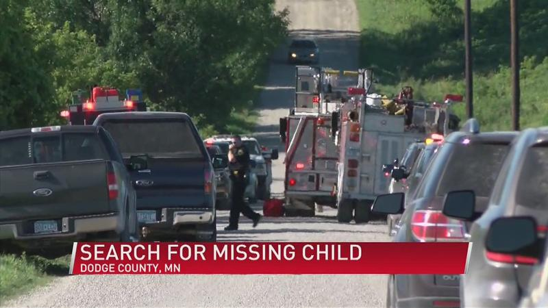 This video contains information before authorities released the latest information on the search for the missing boy.