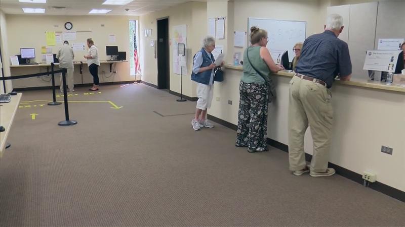 Early Voting Numbers Nearly Double in Olmsted County