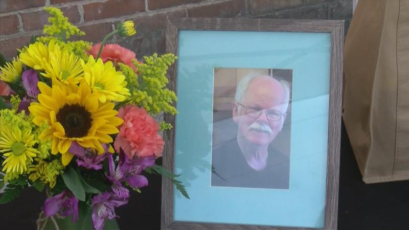 Le Roy Farmer's Market Remembers Dave Perkins
