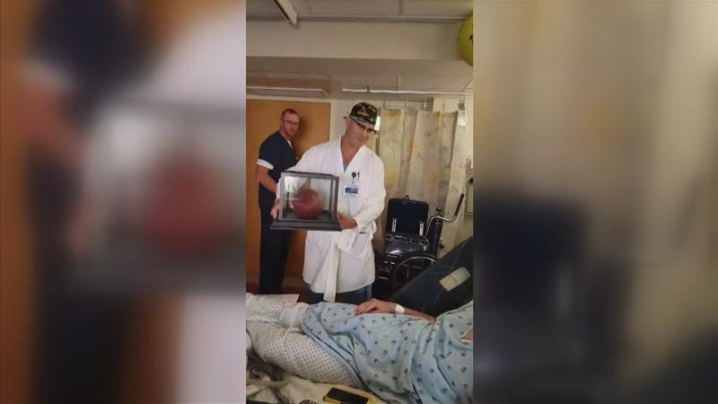 Mayo Doctor Gives 17-Year-Old Patient a Prized Gift