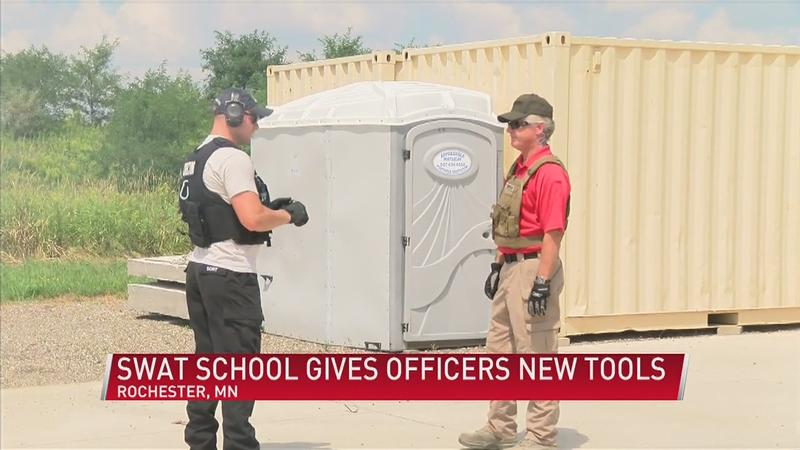 Swat School Gives Officers New Tools