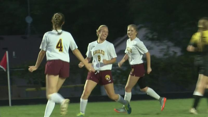 Byron, Dover-Eyota Girls Soccer Ties in Section One Clash