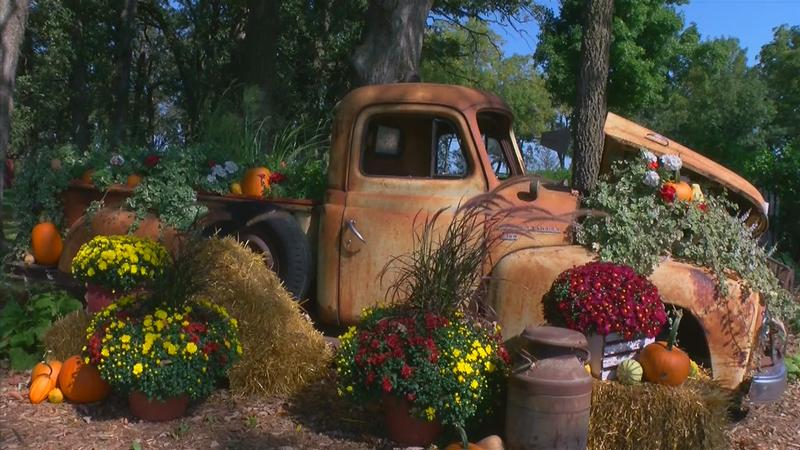 Couple Transforms Abandoned Truck