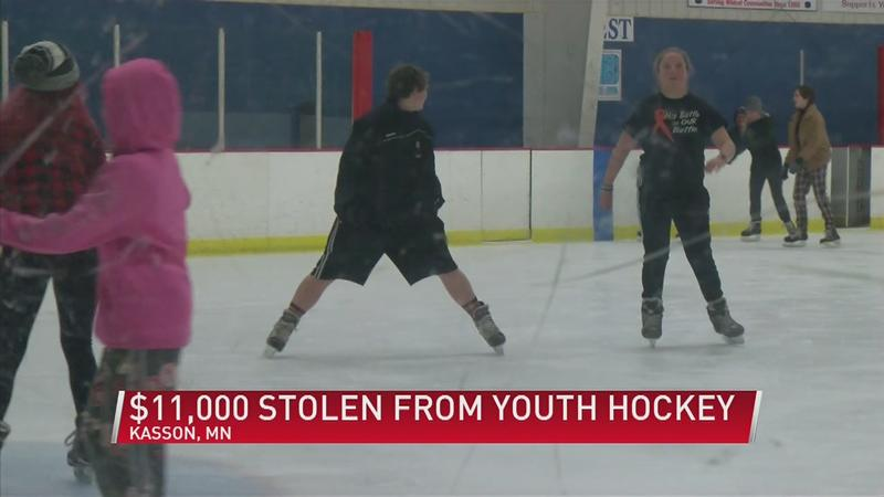 $11,000 Stolen from Youth Hockey Program