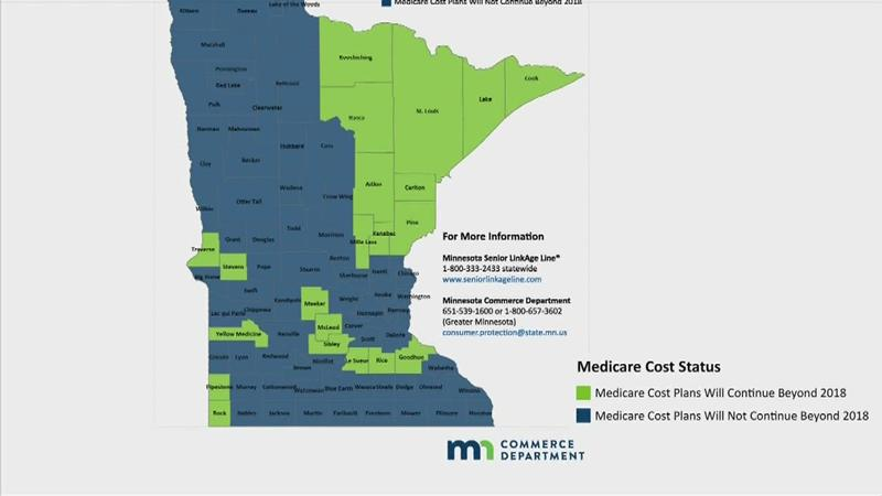 370,000 Minnesota Seniors Losing Medicare Cost Plans Due to Law Change