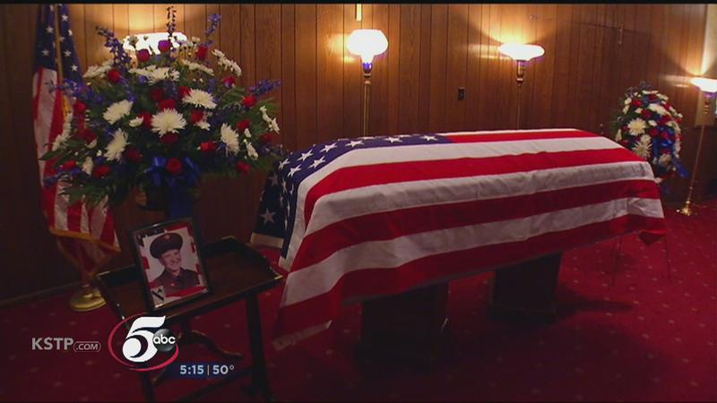68 Years Later, Family Says Goodbye to Fallen Soldier