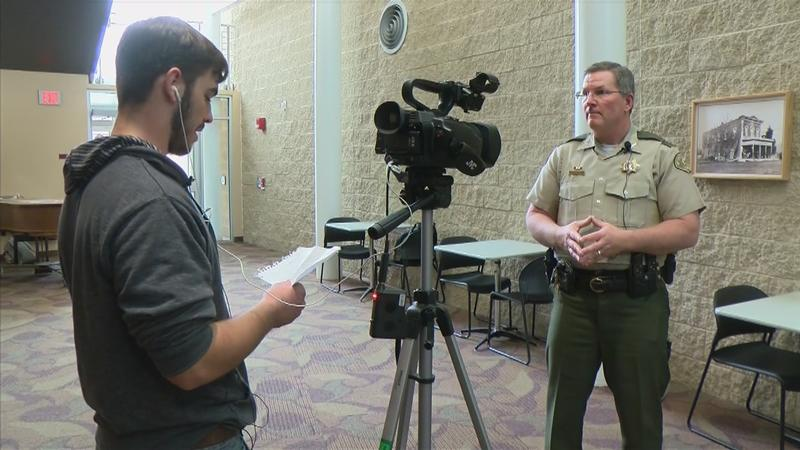 Area High-Schoolers Get Hands-On Experience with Public Access TV Show
