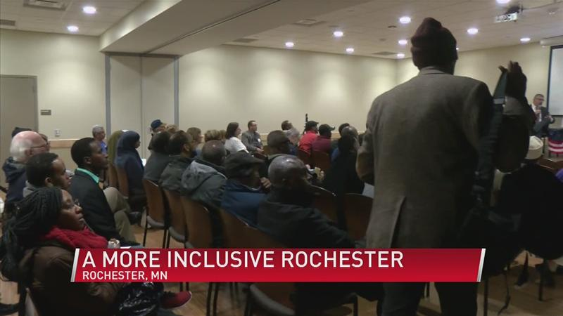 Becoming A More Inclusive Rochester