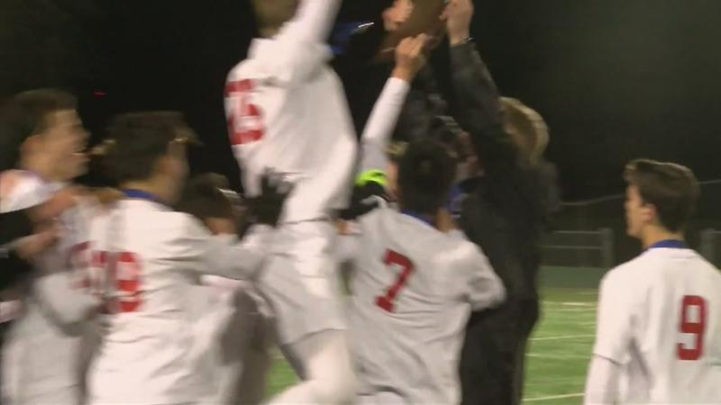 Lakeville North Edges Rochester Mayo for Section Boys Soccer Title