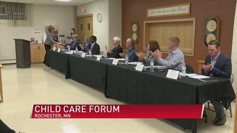 Local Lawmakers Discuss Childcare Shortage Across the Region.