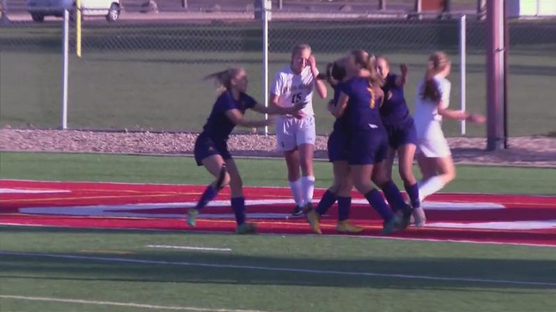 Lourdes Eagles Girls Soccer to face three-seeded St. Margaret's at State