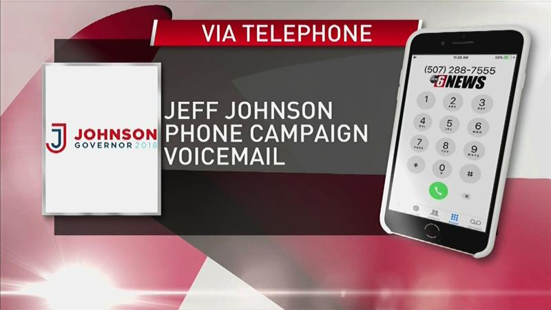 Phone Campaign Ad Sends out False Information