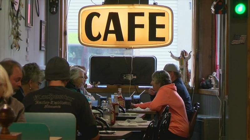 Recipe for Rebuilding: Dodge Center's Only Cafe Reopens