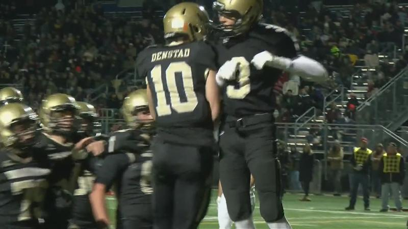 Caledonia Tops Chatfield for 5th-Straight Section Football Title
