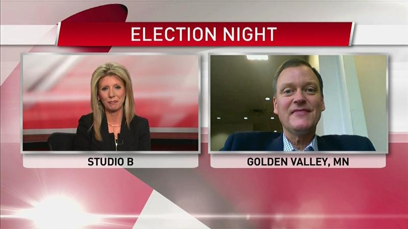 Catching Up with Republican Candidate Jeff Johnson Before Polls Closes on Election Night