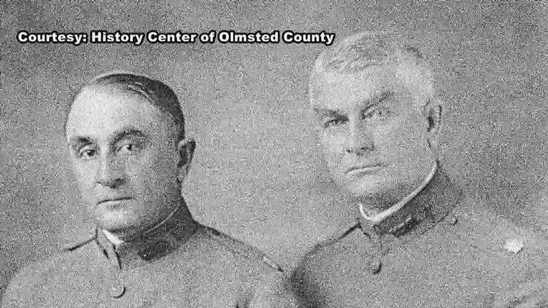 Historians Reflect on Mayo Brothers' Role During World War I