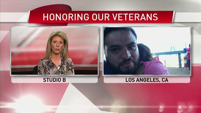 In-Depth at 6:30: U.S. Navy Veteran Rides to Feel Whole Again
