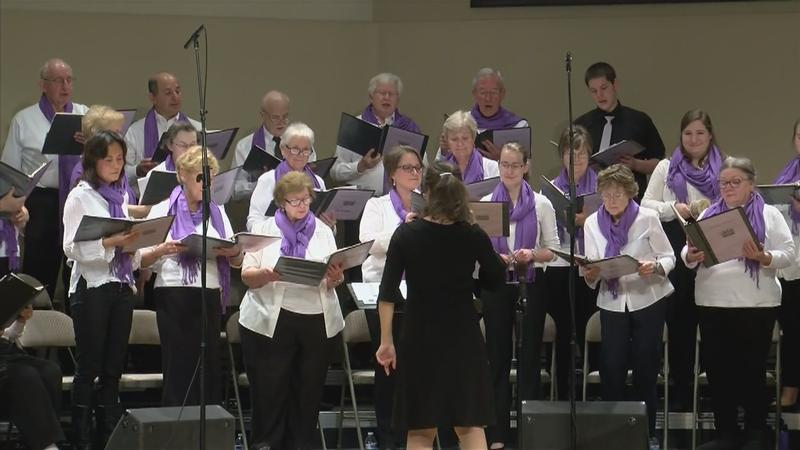 Local Choir Gives Voice to People with Dementia