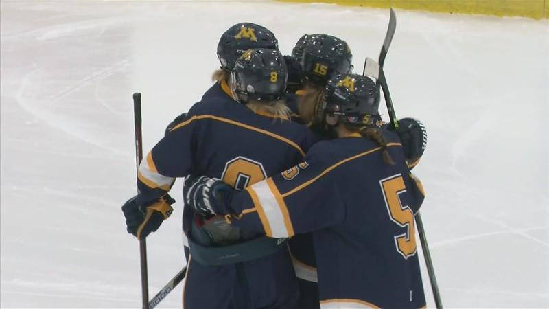 Mahtomedi Tops Lourdes in State-Ranked Game