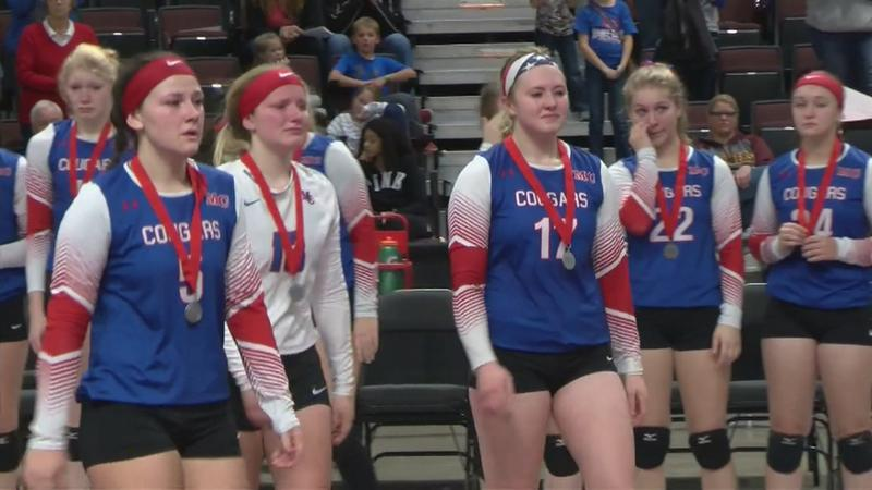 Medford Hands Loss to Mabel-Canton in Section 1A Title Match