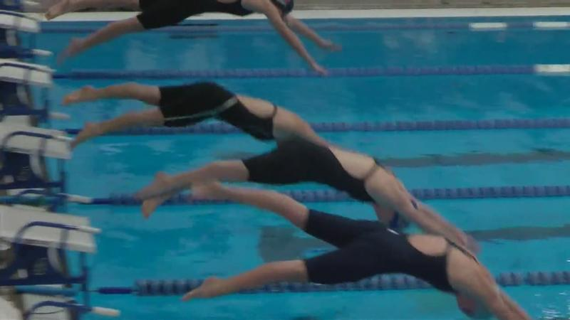 Preliminary Section Swimming Begins in Rochester