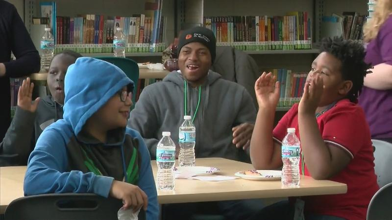 Riverland Students Teach Fifth-Graders About Empathy