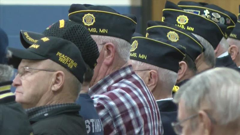 Southland Students Honor Veterans