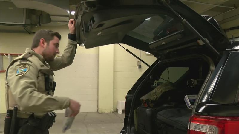 Officer Dedicated to Get Impaired Drivers Off the Roads