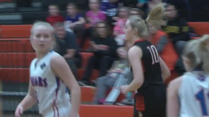 St. Charles Downs Mabel-Canton in Girls' Hoops
