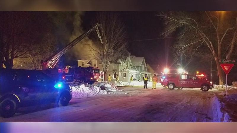UPDATE: House a Total Loss; Damages Estimated at $100,000