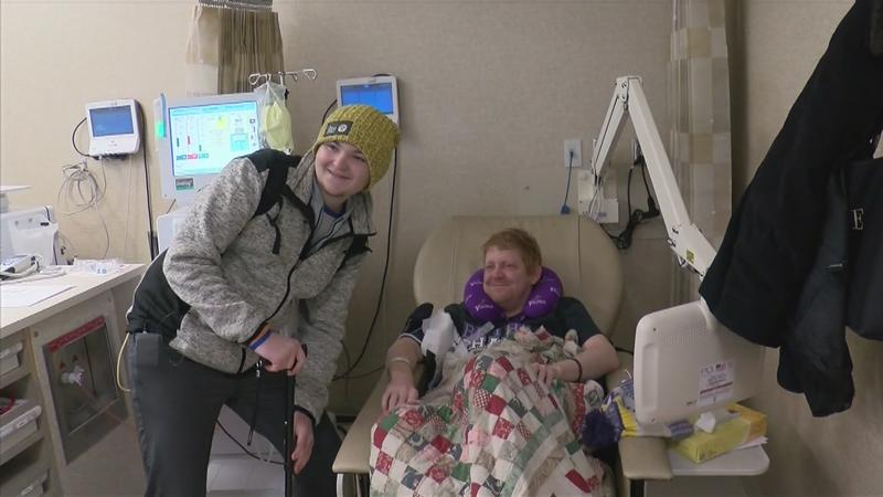 Wisconsin Teen Continues Giving With Blanket Drive For Mayo Dialysis Patients