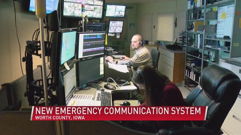 Worth County Sheriff's Office Launches New $2.5 Million Communication System