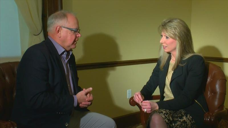 ABC 6 News Exclusive: Tim Walz, The 41st Governor of Minnesota