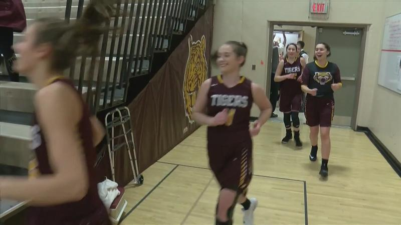 Lake City Tops State-Ranked Stewartville in Girls' Hoops