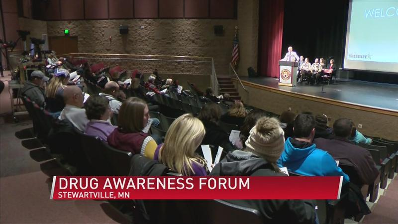 Law Enforcement and Community Come Together For Drug and Alcohol Forum