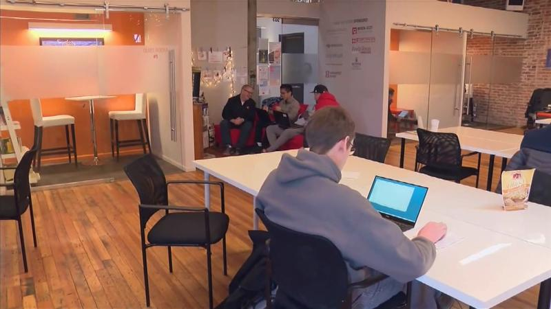 "More ""Coworking Spaces"" Coming to Rochester"