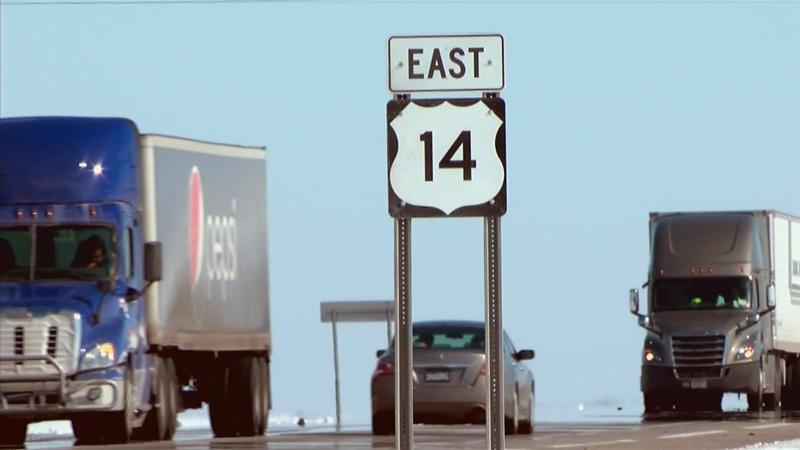 Highway 14 Project Hang-Up