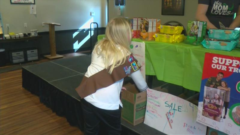 """Making the Girl Scout Motto """"Turn a Good Deed Daily"""" into a Mission"""